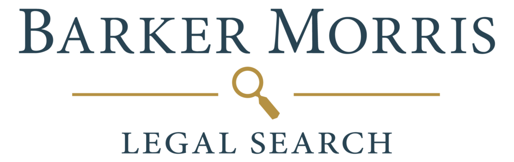 barker morris legal search logo